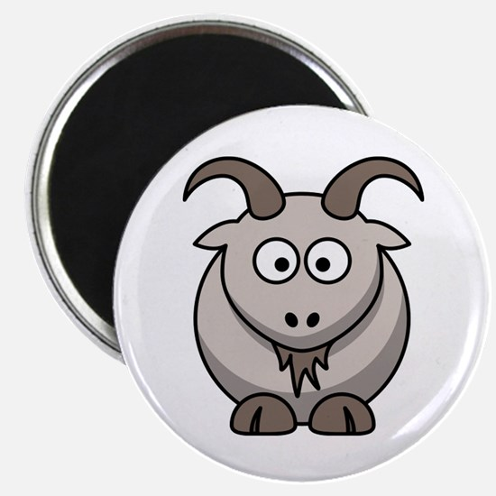Cartoon Goat Magnet