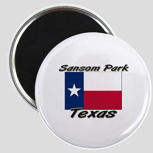 Sansom Park Texas Magnet