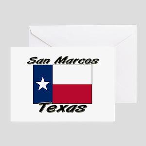 San Marcos Texas Greeting Card
