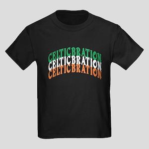 CELTICBRATION Kids Dark T-Shirt