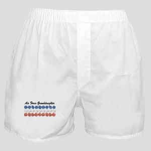 Air Force Granddaughter Boxer Shorts