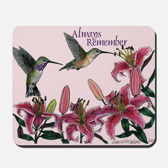 Mousepad - Always Remember