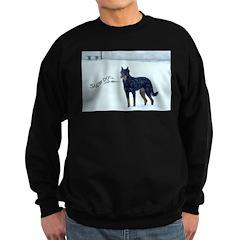 Snow Dog Sweatshirt (dark)
