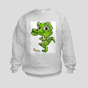 Baby Crocodile Kids Sweatshirt