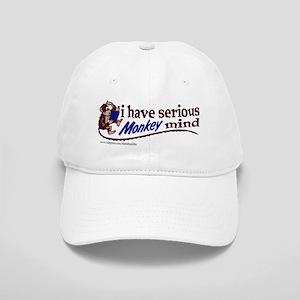 Serious monkey mind Cap