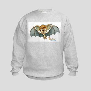 Baby Bat Kids Sweatshirt
