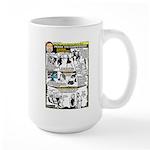 Woz Pranks Large Mug