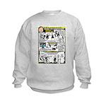 Woz Pranks Kids Sweatshirt