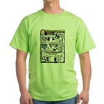 Woz Pranks Green T-Shirt