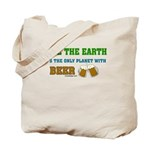 Save The Beer Tote Bag