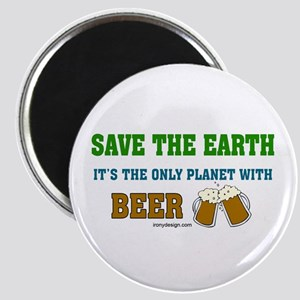 Save The Beer Magnet