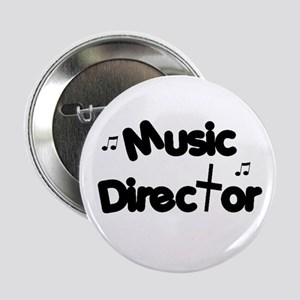 "Music Director 2.25"" Button"