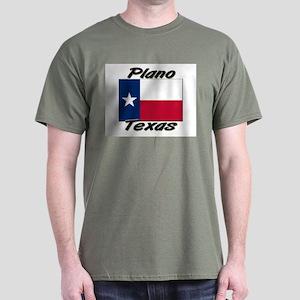 Plano Texas Dark T-Shirt