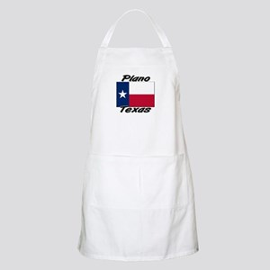 Plano Texas BBQ Apron