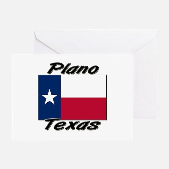 Plano Texas Greeting Card