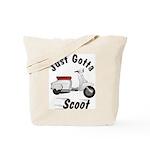 Just Gotta Scoot Lambretta Tote Bag