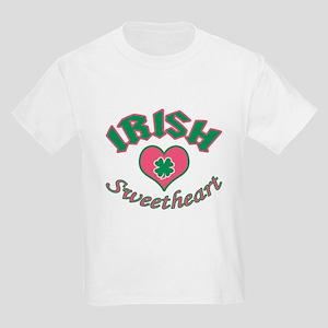 IRISH SWEETHEART Kids Light T-Shirt