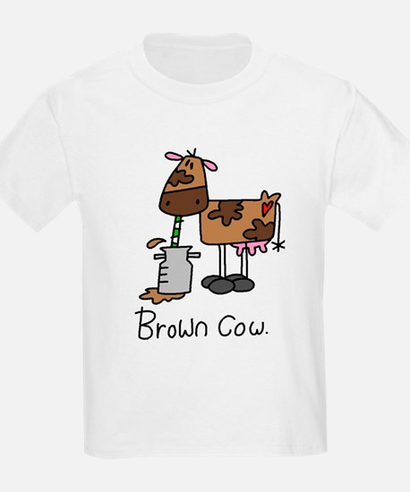 Brown Cow T-Shirt