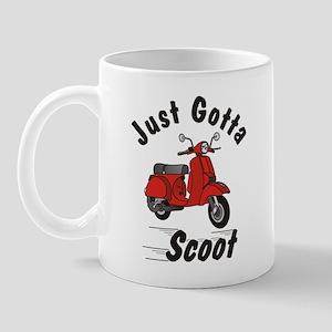 Just Gotta Scoot Classic Mug