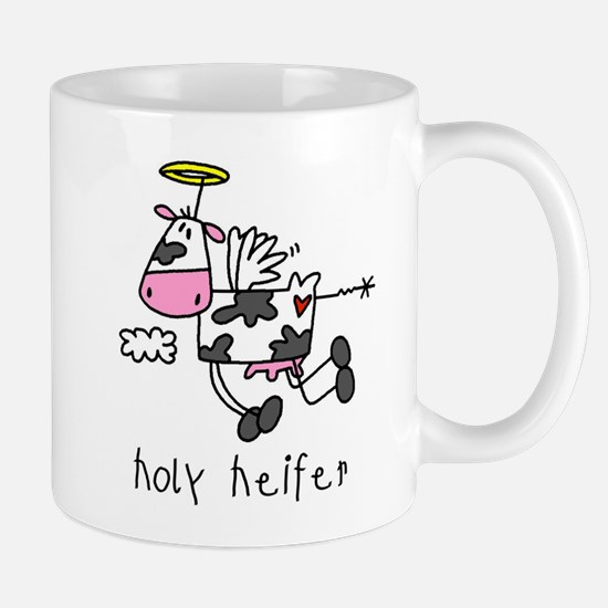 Holy Heifer Mug