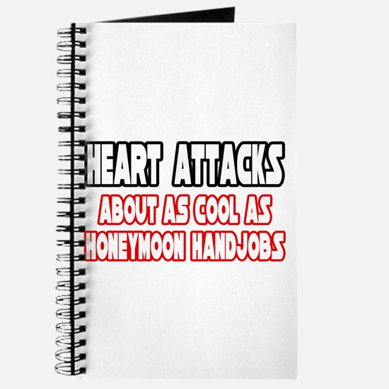 """""""Heart Attacks Are Not Cool"""" Journal"""