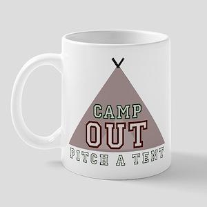 CAMP OUT Mug