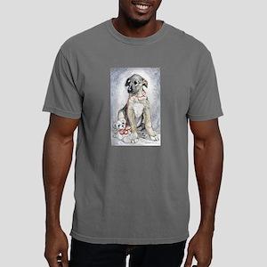Irish Wolfhound and Teddy T-Shirt