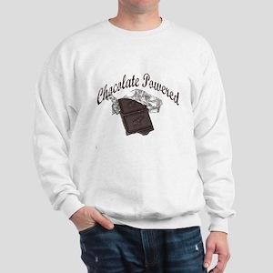 Chocolate Powered Sweatshirt