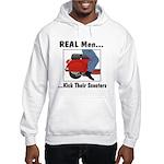 Guys Kick It Hooded Sweatshirt
