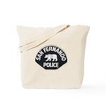 San Fernando Police Tote Bag