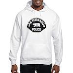 San Fernando Police Hooded Sweatshirt