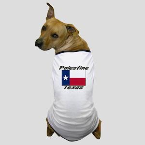 Palestine Texas Dog T-Shirt