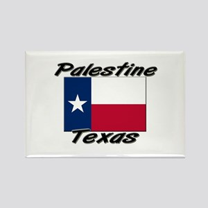 Palestine Texas Rectangle Magnet