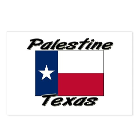 Palestine Texas Postcards (Package of 8)
