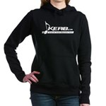 Women's Sweatshirt Saxophone White