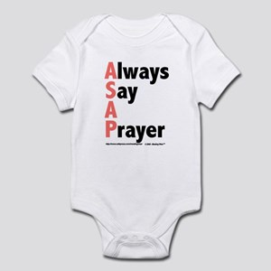 ASAP Infant Bodysuit