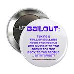 "BAILOUT 2.25"" Button"