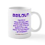 BAILOUT Mug