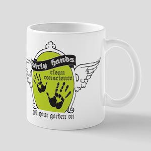 get your garden on Mug