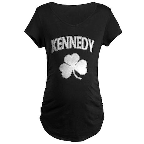 Kennedy Irish Maternity Dark T-Shirt
