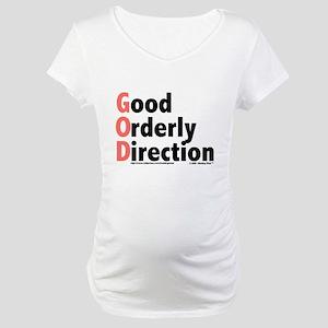 GOD Maternity T-Shirt