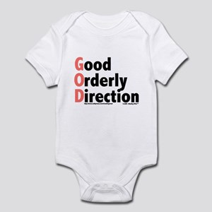 GOD Infant Bodysuit