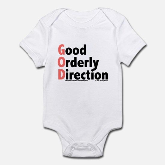 GOD Infant Bodysuit