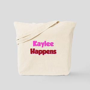 Kaylee Happens Tote Bag