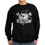 Original skull Sweatshirt (dark)