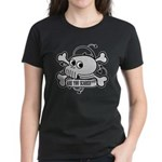 Original skull Women's Dark T-Shirt