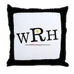 WRH Logo Throw Pillow