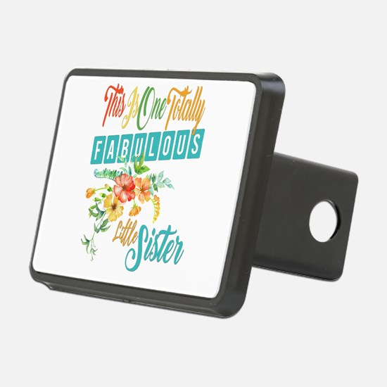 Fabulous Little Sister Hitch Cover