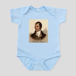 Robert Burns Portrait Infant Bodysuit