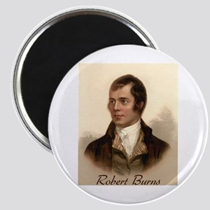 Robert Burns Portrait Magnet
